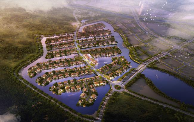 """Làn sóng dịch chuyển ra """"bên kia"""" sông Hồng: Bất động sản Đông Nam hút giới..."""